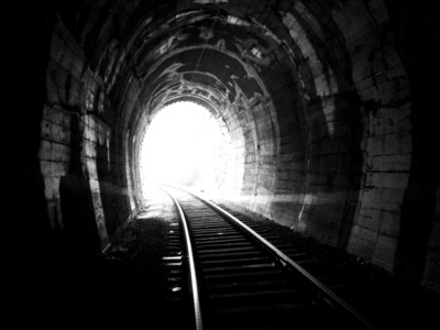 Light in Tunnel