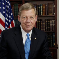 Georgia Senator Johnny Isakson
